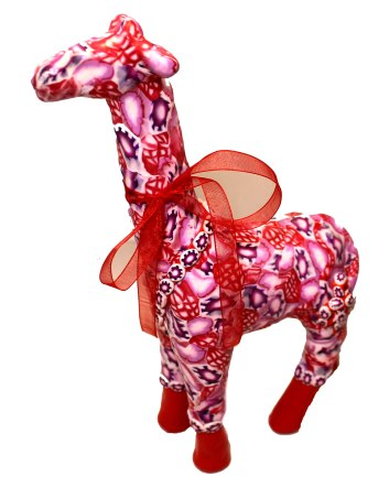 Giraffe in a onsie!